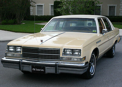 1978 Buick Electra  RARE & ELEGANT SOUTHERN USA -1978 Buick Electra Limited  - 30K ORIG MILES