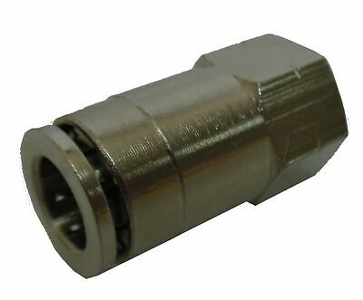 1-8 NPT Female to 1-4 Slip Fit - FITT106 - Air Fitting