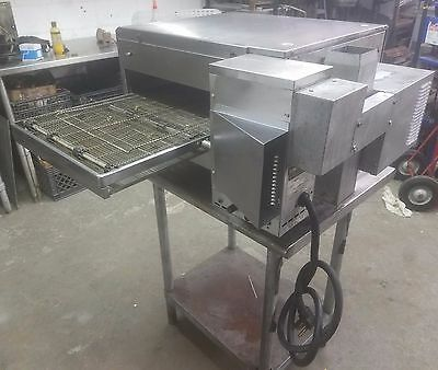 """16"""" x 50"""" XtraLong Reversible Electric Conveyor Lincoln Impinger 1301 Pizza Oven"""