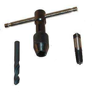 1-8  NPT Drill & Tap Kit - FITT245 - Air Fitting