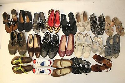 Lot Wholesale Used Shoes Rehab Resale Coach Keen Dansko Michael Kors bSxK