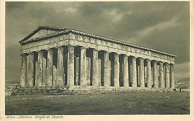 Grece Athenes Temple De Thesee