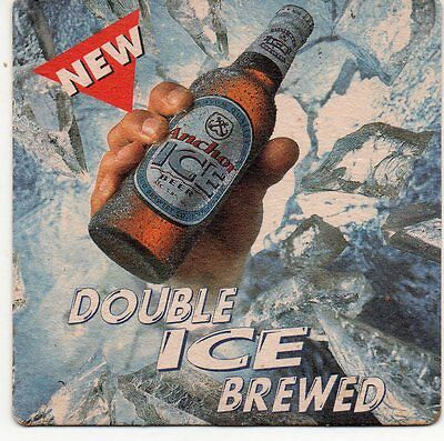Malaysian Double Ice Brewed Beer Coaster