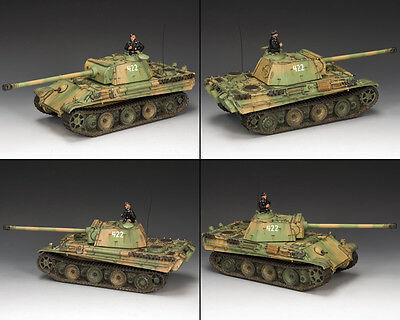 KING AND COUNTRY Panther Ausf. G Tank WSS272 WS272