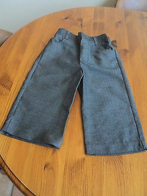 TWO PAIRS OF BOYS TROUSERS FOR AGE 9-12 MONTHS (HEIGHT 80cm) FROM ADAMS