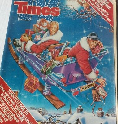 TV Times 21 December - 3 January Christmas issue