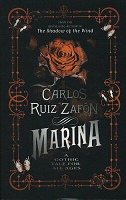 Marina by Zafon, Carlos Ruiz Book The Cheap Fast Free Post