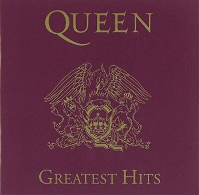Queen - Greatest Hits - Queen CD BPVG The Cheap Fast Free Post The Cheap Fast