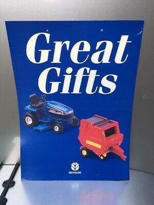 1994 4 Ford New Holland Display Signs
