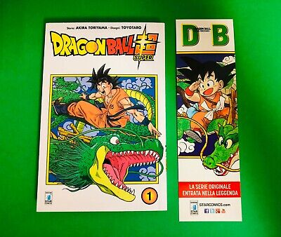 manga DRAGON BALL SUPER 1 - Star Comics
