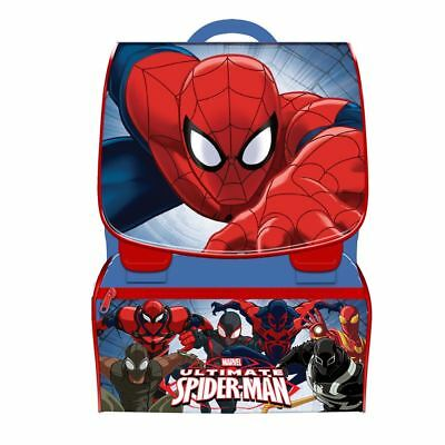 Zaino Scuola Estensibile Ultimate Spiderman Dimagraf 1111E5730T