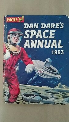Dan Dare's SPACE ANNUAL 1963