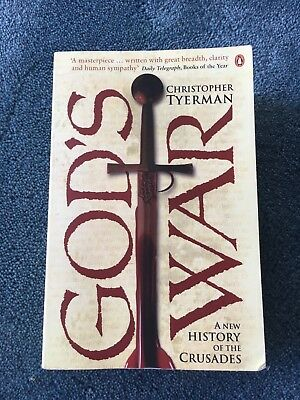 God's War: A New History of the Crusades by Christopher Tyerman (Paperback, 200…