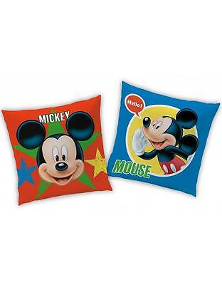 Coussin réversible 40 x 40 cm Disney Mickey Expressions