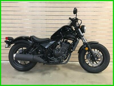 Honda Rebel  2017 Honda Rebel 300 ABS New