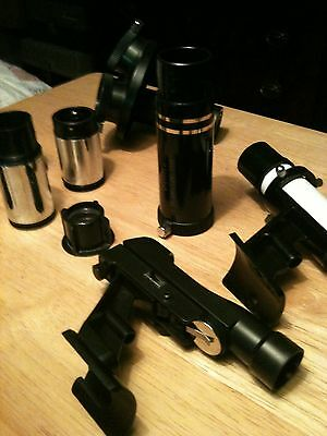 Telescope Parts View Finders &  Eyepieces