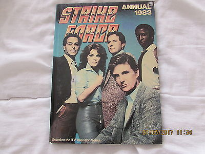 Strike  Force     Annual   1983  Good For Age