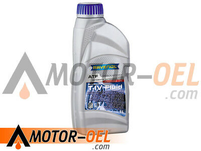 1 Liter RAVENOL ATF T-IV Fluid Automatikgetriebeöl Made in Germany