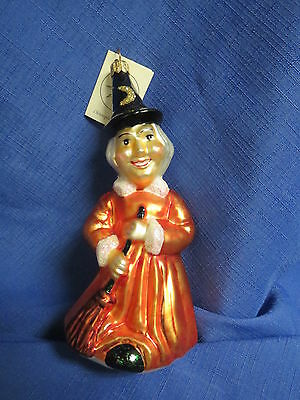 Christopher Radko Bea Witch Halloween Ornament