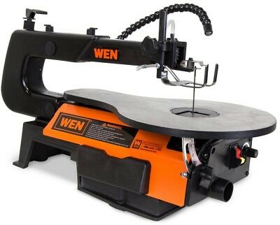WEN 1.2 Amp 16 in. Variable Speed Scroll Saw