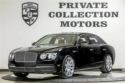 2014 Bentley Flying Spur  2014 Bentley Flying Spur 2 Owner Low Miles Clean Carfax Immaculate