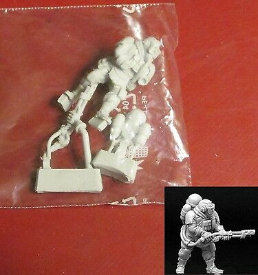 Brother Vinni NS-26 Firebug Wasteland Infantry Trooper with Flamethrower Hero