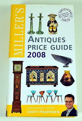MILLER'S 2008 Price Guide antiques - commodes pottery sculpture toys side tables