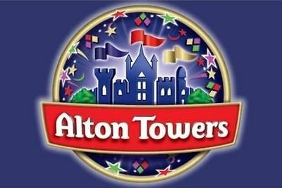 Alton Towers Card Tickets - Tuesday 5th September 05/09/2017 + vouchers