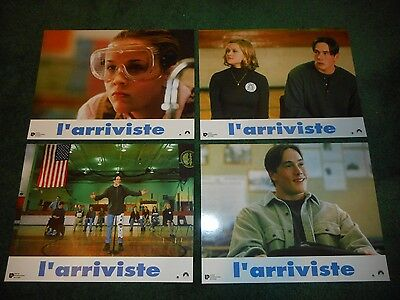 Election - Original Set Of 8 French Lobby Cards - Reese Witherspoon