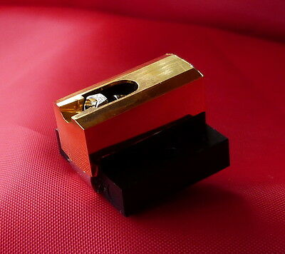 Ortofon Spu Gold Moving Coil Cartridge Body New Old Stock Part For Rebuild Rare!
