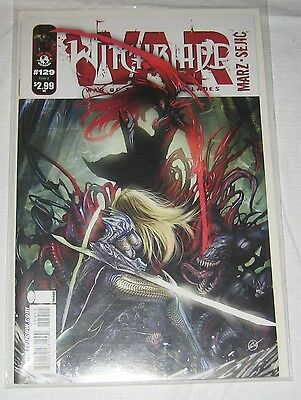 Witchblade #129 Ron Marz Stjepan Sejic Top Cow Image Comics
