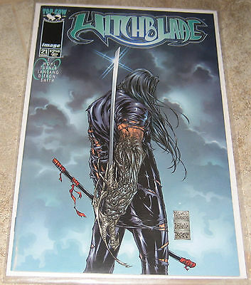 Witchblade #21 Michael Turner Top Cow Image Comics