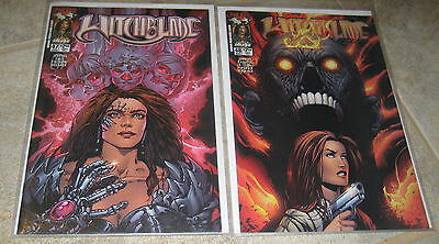 Witchblade #47 + 48 Paul Jenkins Top Cow Image Comics