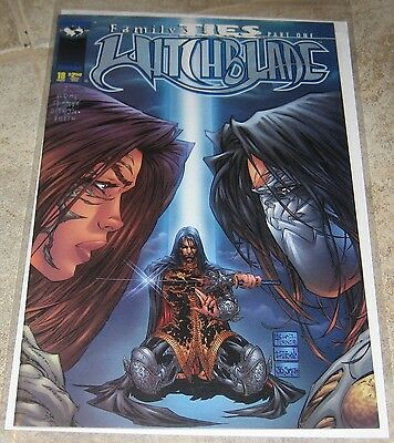 Witchblade #18 Michael Turner Top Cow Image Comics