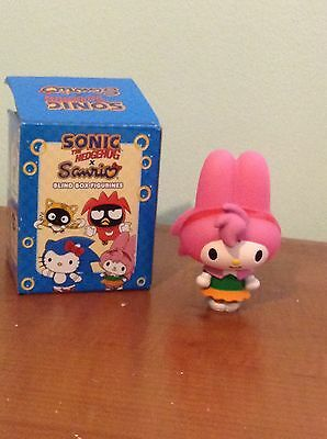 Sonic the Hedgehog x Sanrio Blind Box Figure: My Melody as Amy