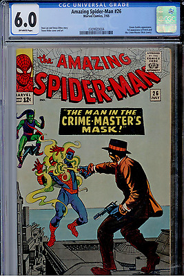 The Amazing Spider-Man #26 (Jul 1965, Marvel)