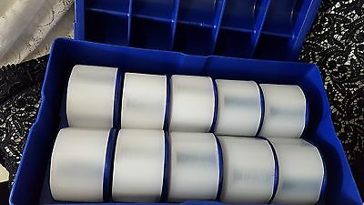 Monster Box (No Lid) 5 Oz Silver Coin With 10 Tubes NO Silver or Coins