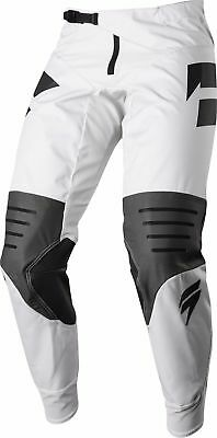 2018 Shift MX Mens 3lack Label Mainline Pant Light Grey