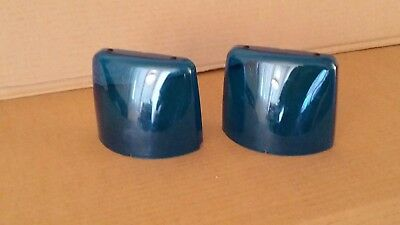 Federal Signal Vision Vector lightbar lenses filters Used CHP FHP