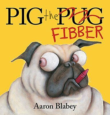 Pig the Fibber by Aaron Blabey New Paperback Book
