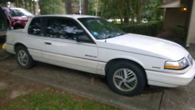 1991 Pontiac Grand Am  1991 Pontiac Grand Am