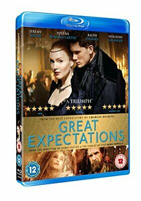 Great Expectations [Blu-ray] [2012] - DVD  KAVG The Cheap Fast Free Post