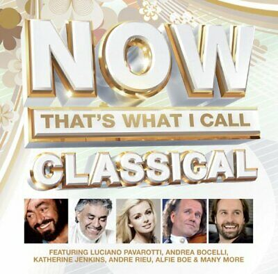 Various Artists - Now That's What I Call Classical - Various Artists CD QMVG The