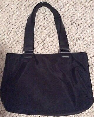 TUMI Black Shoulderbag Tote Shopper