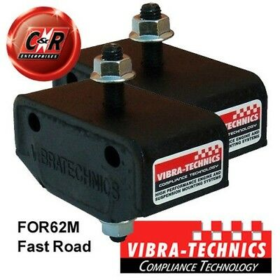 2 x Ford Fiesta MK2 Vibra Technics Getriebe Montage - schnell Road for62m