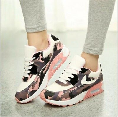 Women Casual Outdoor Shoes Running Sneakers Athletic Sports Breathable Trainers