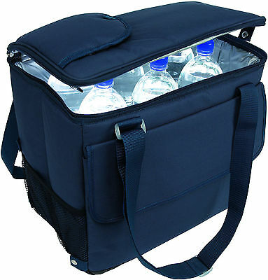 Blue Mobicool S32 12 V Volt Thermo Electric Car Fridge Cooler Cool Bag