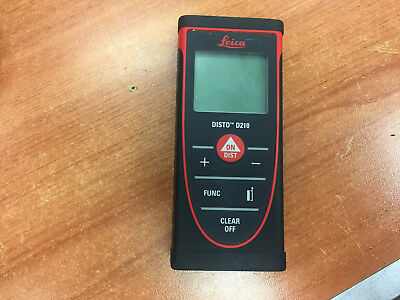 Leica D210 Laser Measurer - LOOK MAKE US AN OFFER
