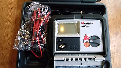 Megger Insulation and Continuity Tester MIT300
