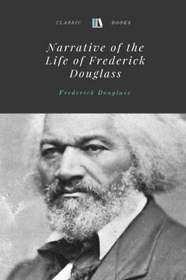 Narrative of the Life of Frederick Dougl by Frederick Douglas New Paperback Book